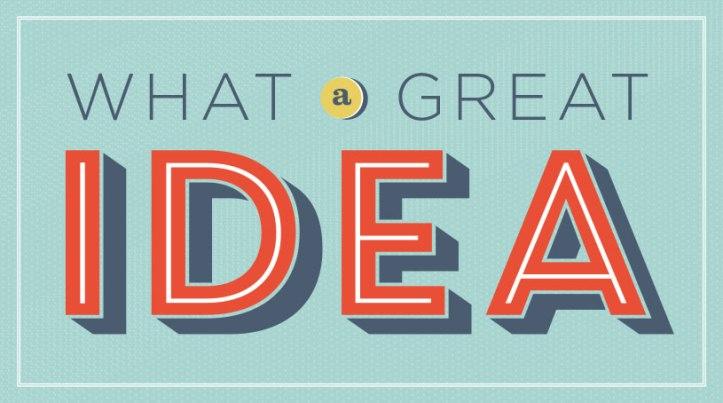 ¿Es Una Gran Idea, Suficiente Para Emprender?